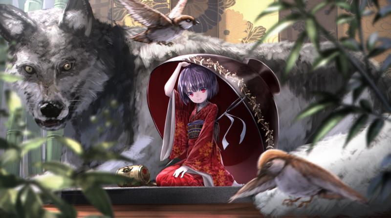 Sukuna Shinmyoumaru